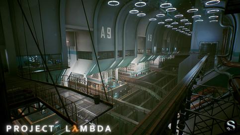 Half Life: nuovi screenshot di Project Lambda, il remake fan-made in Unreal Engine 4