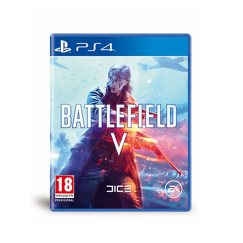 PREVENDITA Battlefield V - PS4