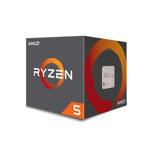 AMD Ryzen 5 1600 3.2GHz 16MB L3 Scatola processore
