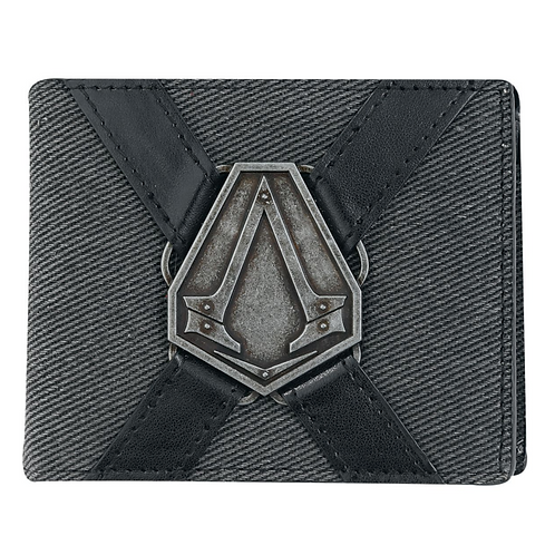 Syndicate - Metal Badge Portafoglio - Assassin's Creed