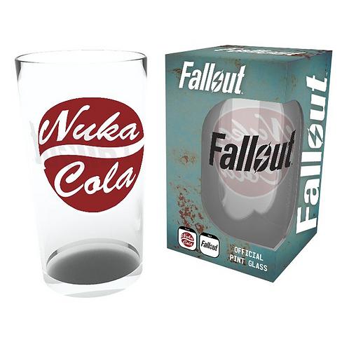 4 - Nuka Cola Bicchiere da birra - Fallout