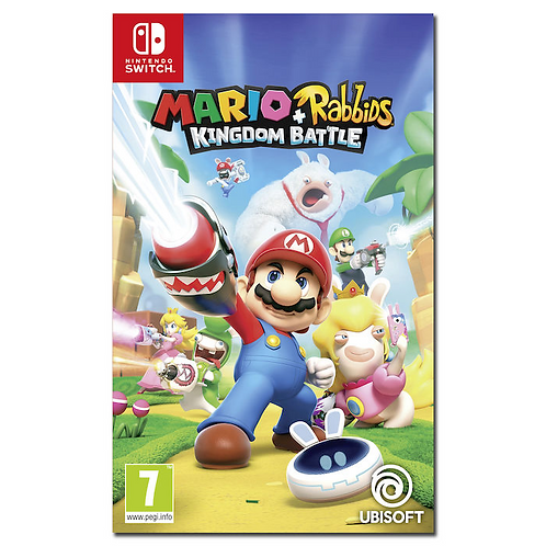Mario + Rabbids: Kingdom Battle - NSW
