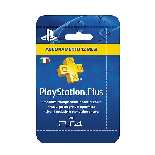 PlayStation Plus 365 giorni