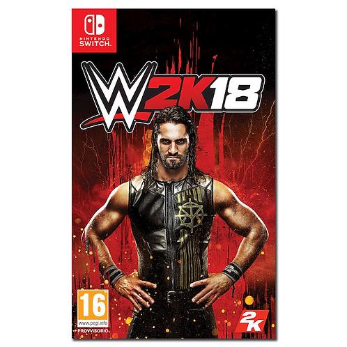 WWE 2K18 - NSW