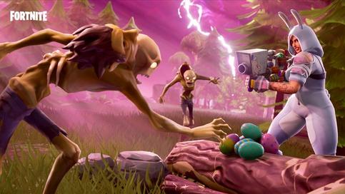 Fortnite aggiornato con tante novità su PS4, Xbox One, PC e iOS