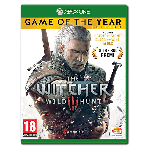 The Witcher III: Wild Hunt - Game Of The Year - XBOX ONE