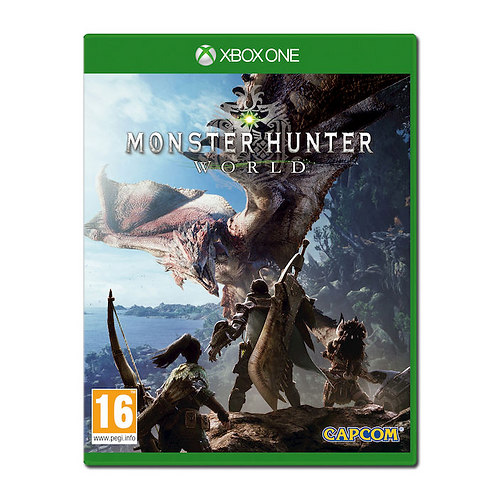 Monster Hunter: World - XBOX ONE