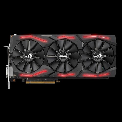 ASUS ROG-STRIX-RXVEGA64-O8G-GAMING Radeon RX Vega 64 8GB