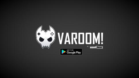 VAROOM! Social Network for gamers