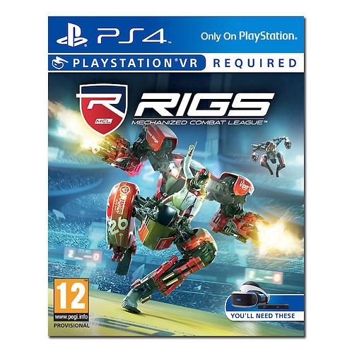 RIGS Mechanized Combat League VR - PS4
