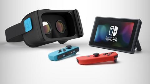 Nintendo Switch: scovata una modalità VR nascosta nella console