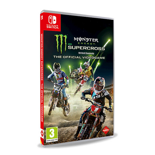 Monster Energy Supercross - The Official Videogame - NSW