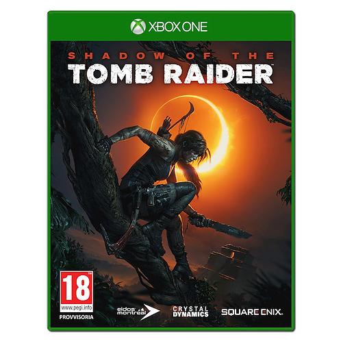 PREVENDITA - Shadow of the Tomb Raider - XBOX ONE