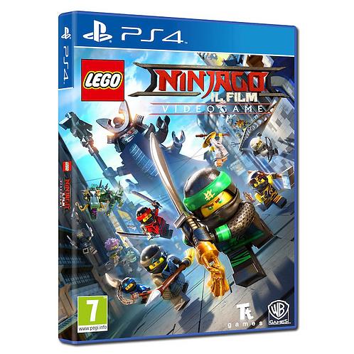 LEGO Ninjago il Film: Video Game - PS4