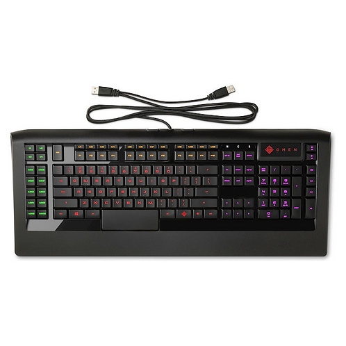 HP Omen Steelseries
