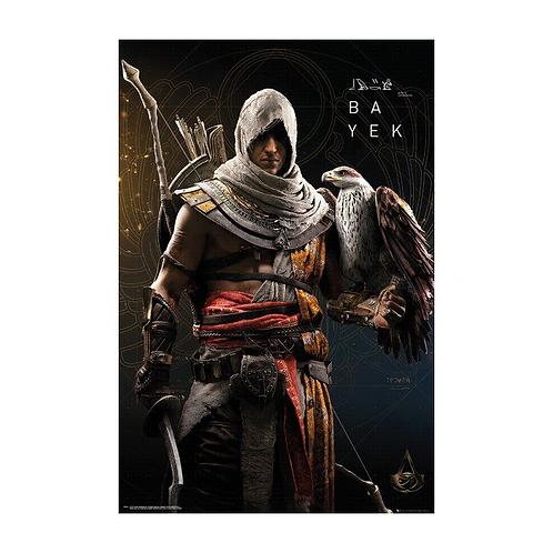 Origins - Bayek Poster - Assassin's Creed