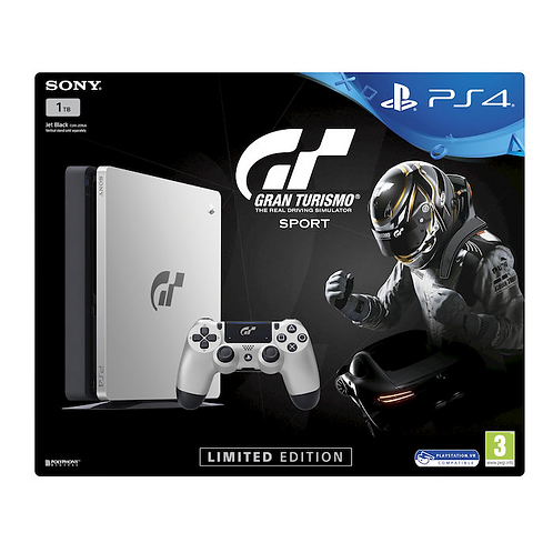 SONY PS4 1TB Special Edition + GT Sport