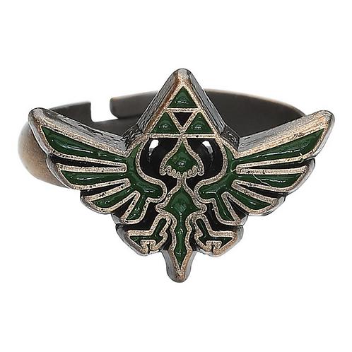 Logo Triforza Anello - The Legend Of Zelda