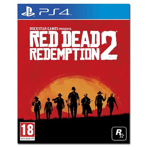 PREVENDITA Red Dead Redemption 2 - PS4