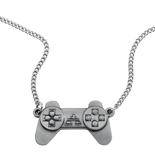 Controller Necklace Collana Playstation