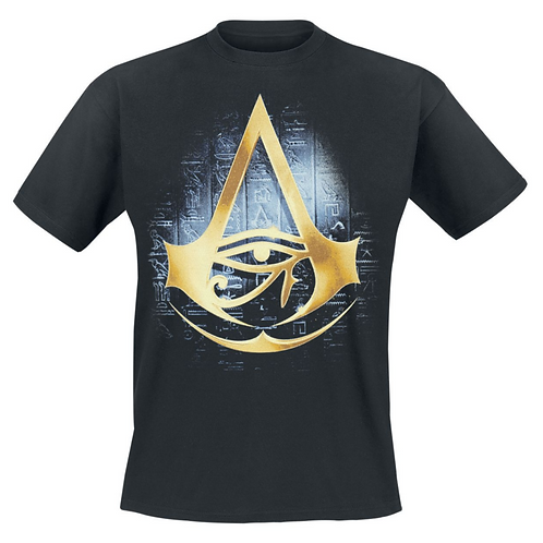Origins - Hieroglyph T-Shirt - Assassin's Creed