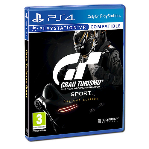 Gran Turismo Sport (Day One Edition) - PS4