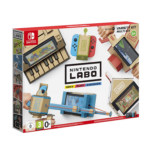 NINTENDO Labo Toy-Con 01 Variety Kit - NSW