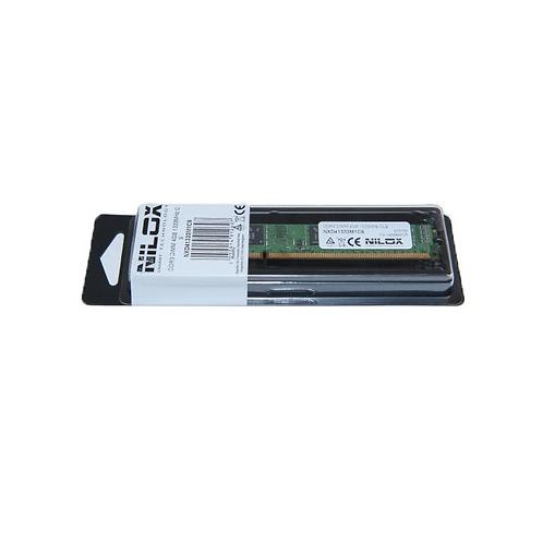 Nilox 4GB PC3-10600 4GB DDR3 1333MHz memoria