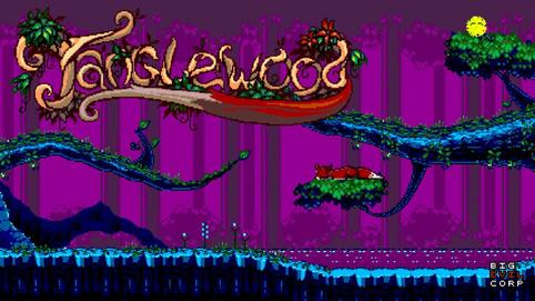 Tanglewood è un nuovo videogioco per... SEGA Mega Drive!