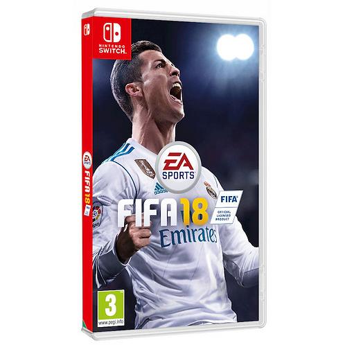 FIFA 18 - NSW