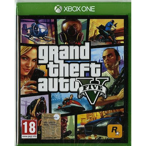 GTA 5 Grand Theft Auto 5 - XBOX ONE