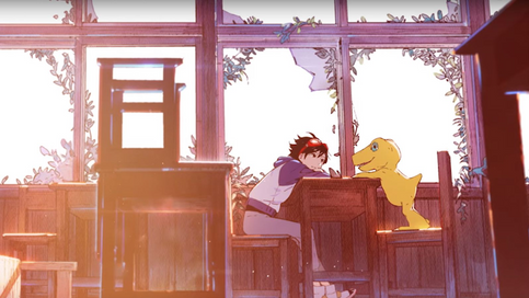 Digimon Survive esce nel 2019 su PS4, Xbox One, PC e Switch