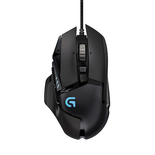 LOGITECH G502 Proteus Core Rgb Mouse Gaming