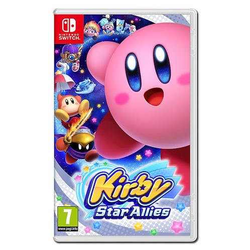 Kirby Star Allies- NSW