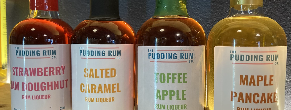 The Pudding Rum Company