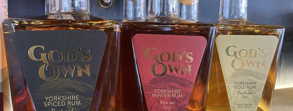 God's Own Rum