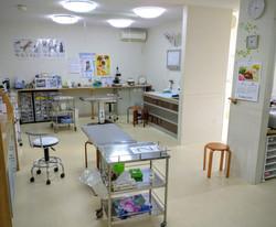 診察室の様子です