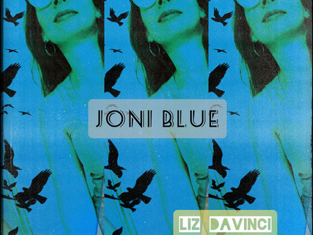 Liz Davinci - new release!