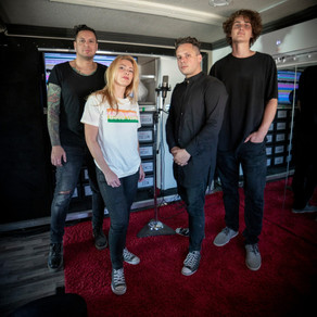 Yard of Blondes Interview