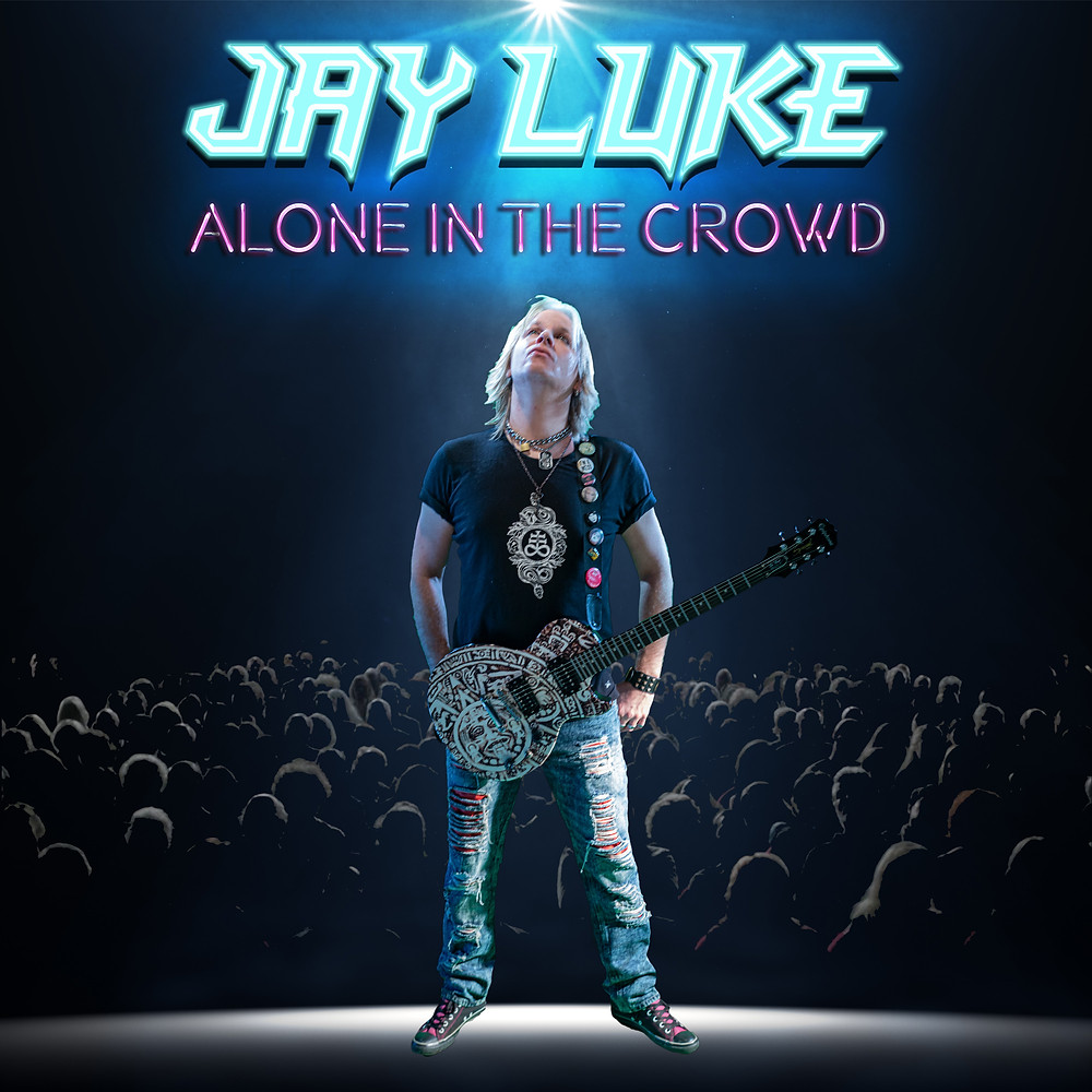 Jay Luke Alone In The Crowd