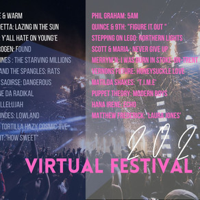 VIRTUAL FESTIVAL #1 PLAYLIST