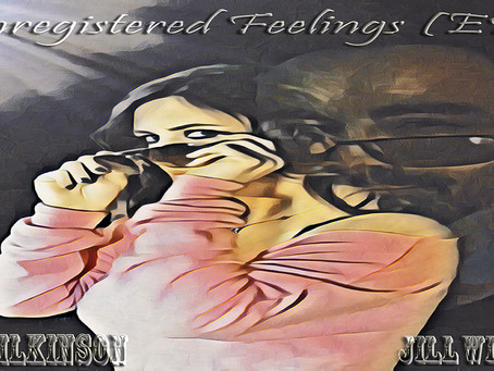 Ben Wilkinson & Jill Winter - new release 'Unregistered Feelings'