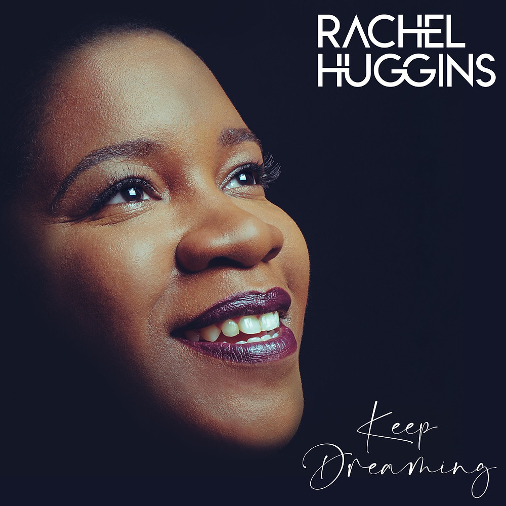 Cover artwork for Rachel Huggins' new EP 'Keep Dreaming'