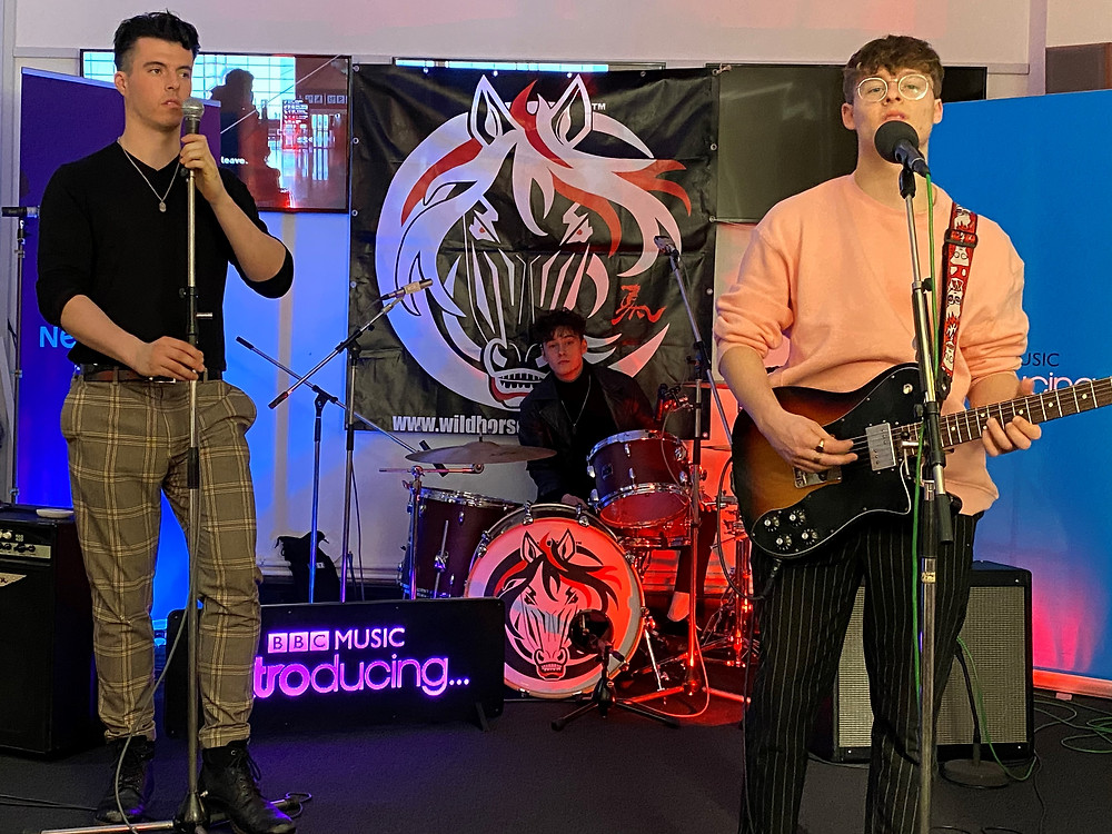 Wildhorse on BBC Introducing