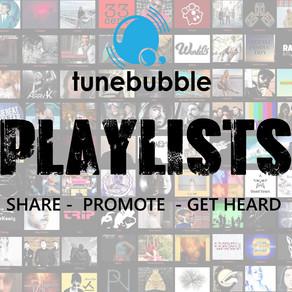 10 top tracks playlist on tunebubble