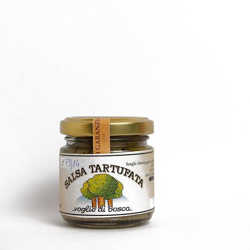 Salsa Tartufata - 10% di tartufo