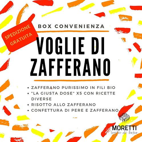 Voglie di Zafferano - Box Convenienza