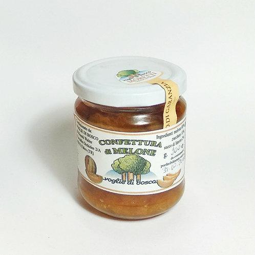 Confettura Extra di Melone - 88% di frutta - 200 grammi