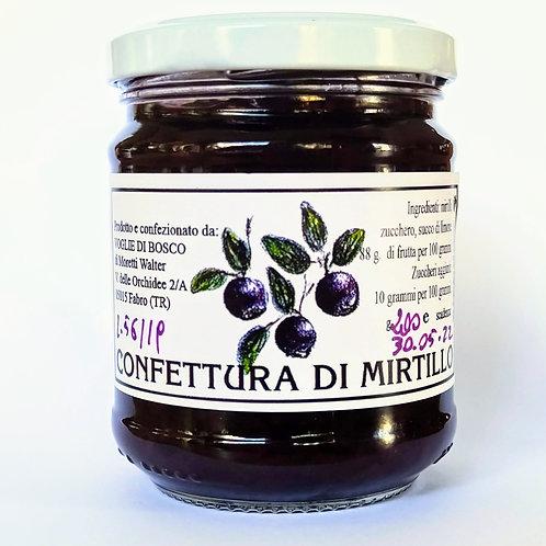 Confettura Extra di Mirtillo - 88% di frutta