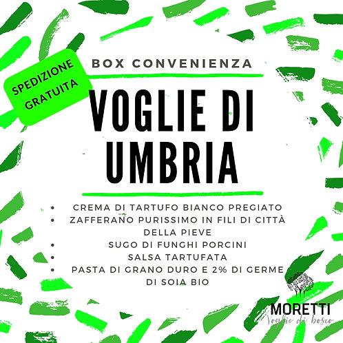 Voglie di Umbria - Box Convenienza